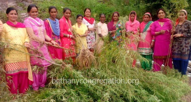 Bethany Congregation - Bethany Convent, Solan (01 07 1992)