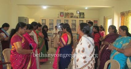 Zonal level Bethany Lay Associates Meet - Bangalore