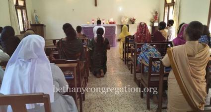 Bethany Lay Association Day at Sagar
