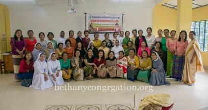 Bethany Lay Associates' zonal meeting of Mizoram