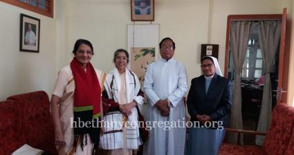 Sr Rose Celine BS in Imphal