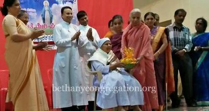 On 96th Foundation day Sagar Community JUBILATES