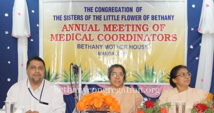 The Annual meeting of the Medical Coordinators