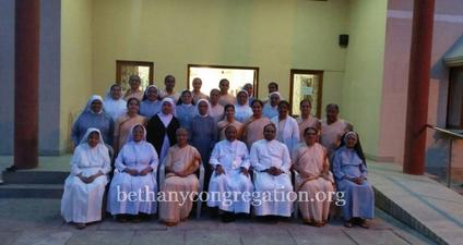 Bethany welcomes newly appointed Archbishop of Bangalore
