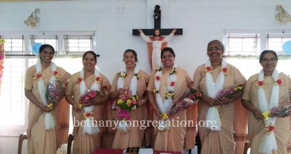 Installation Ceremony, Bethany southern Province