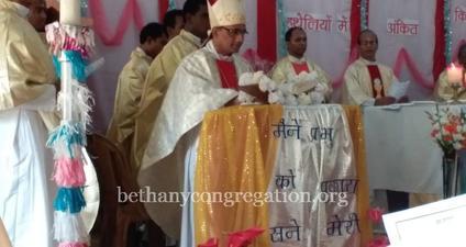 Perpetual Profession at Badibahal,Odisha