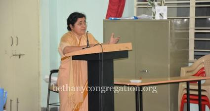Sr Surekha BS Completes Doctorate in Theology
