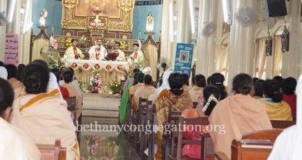 97th Anniversary of Bethany Foundation Day and  Commencement of Perpetual Adoration