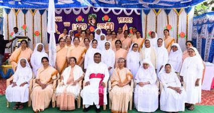 Golden Jubilee Celebration in KR Nagar