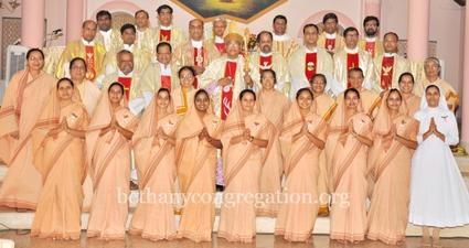 Celebration of Perpetual Profession At Rosa Mystica Convent, Kinnikambla.