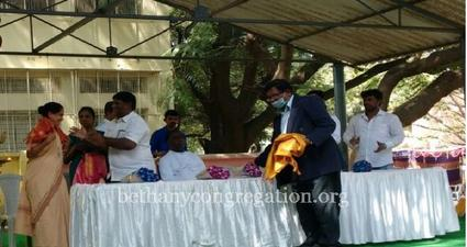 Job Mela in Jyothi School Campus