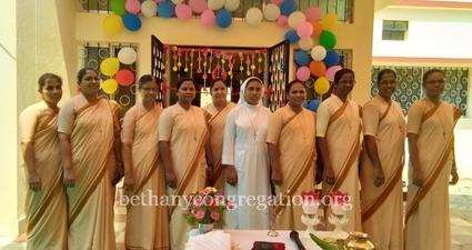 Inauguration of Bethany Girls Home, Jharmunda