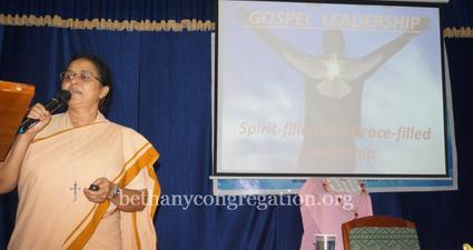 A  MEMORABLE LEADERSHIP TRAINING PROGRAMME AT BETHANY