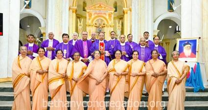 Celebration of 120th Ordination Anniversary of the Servant of God RFC Mascarenhas