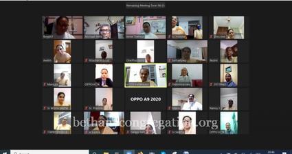Bethany Sisters' Centenary Choir through Digital Media