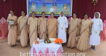 The Installation of Provincial Superior and the Councillors of Mangalore Province