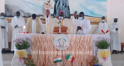 Closingof Bethany Centenaryat Senegal, North West Africa