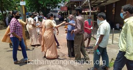 Reaching out to the Neediest in the COVID-19 Crisis in Mangalore City