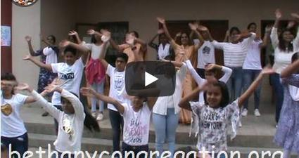 Youth, Mission And Flash Mob