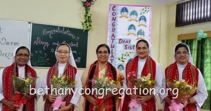 Installation of the Provincial Superior and Councillors- Guwahati Province