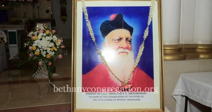 Diamond Death Anniversary of the Servant of God Mgr RFC Mascarenhas