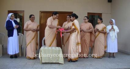 Release of 'Bethany Vibes' -   Newsletter of Bangalore Province